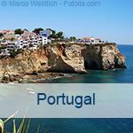 Reisen nach Portugal