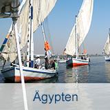 Reisen nach Ägypten