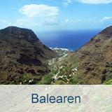 Reisen zu den Balearen