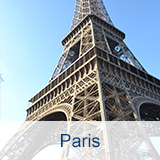Reisen nach Paris