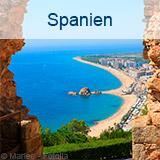 Reisen nach Spanien