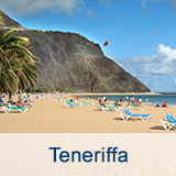 Reisen nach Teneriffa