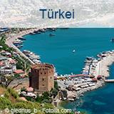 Reisen an die Türkische Riviera