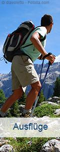 Ausflüge Wandern Bergsteigen