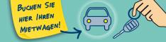 Mietwagen von Sunny Cars
